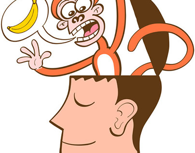 Dealing with your monkey mind