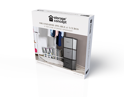 Storage Concept Packaging