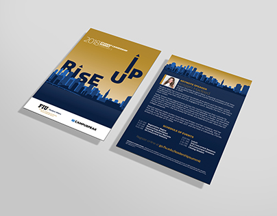 Rise Up Leadership Summit, Marketing Campaign