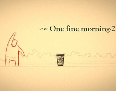 One fine morning 2 - Mr. Red