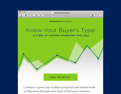 Lead Generation Email Template