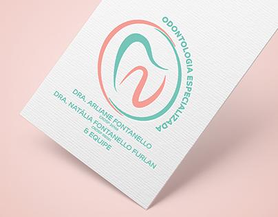 Logotipo – Clínica de Odontologia Especializada AN