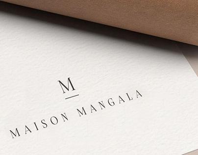 Maison Mangala – Brand Identity