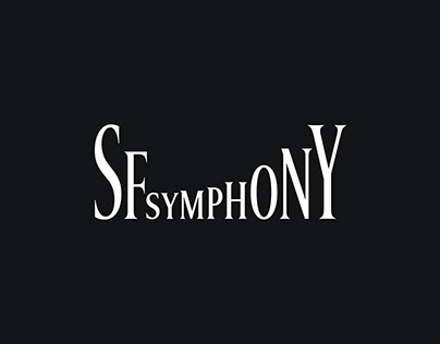 San Francisco Symphony Visual Identity