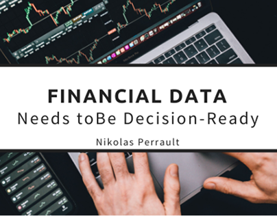 Financial Data Needs to Be Decision Ready (Video)