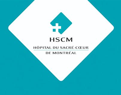 Campagne radio et imprimée - HÔPITAL DU SACRÉ-COEUR