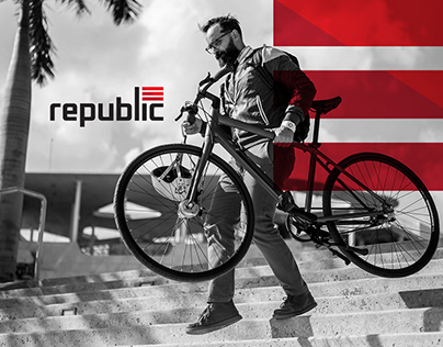 Branding for Republic Bike