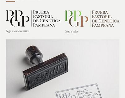 Logo Design   Prueba Pastoril de Genetica Pampeana