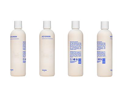 Weleda Shampoo Packaging