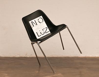 ART DIRECTION & GRAPHIC DESIGN | ¿NO VES LA LUZ?