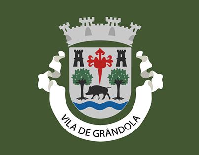 MotionGraphics - Brasão Grândola