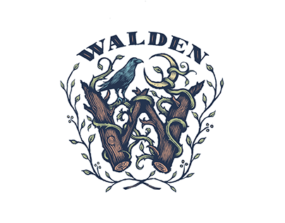 Walden Band / Poster and Apparel Designs