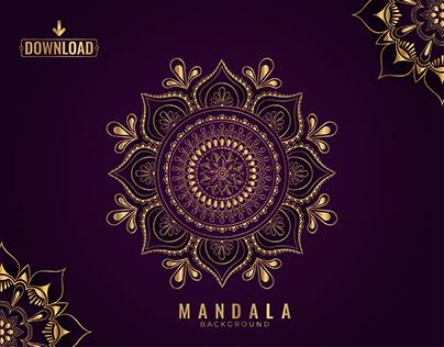 Mandala Coloring Book and KDP Interior