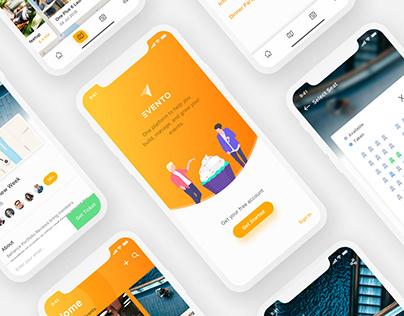Evento App Design