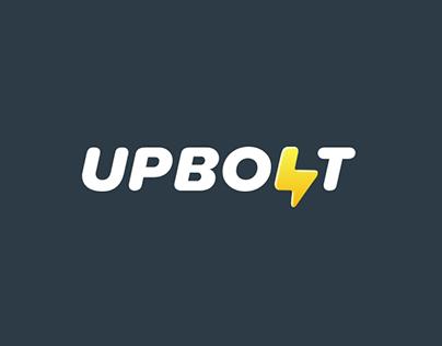 Upbolt Logo Concept