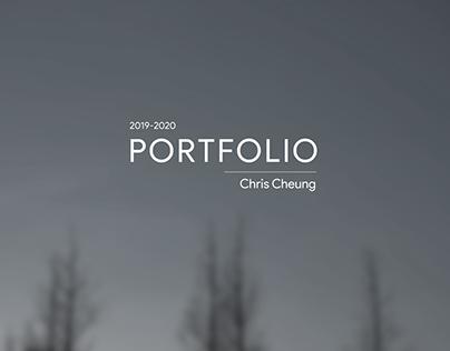 2019-2020 industrial design portfolio