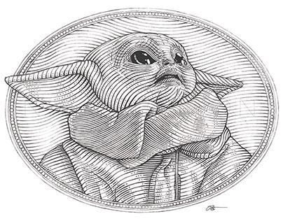 Baby Yoda no.2