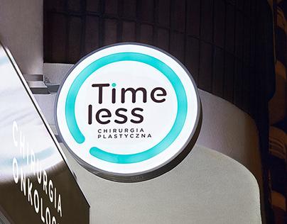 TIMELESS | branding | web