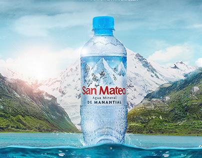 SAN MATEO / SABOR A MANANTIAL