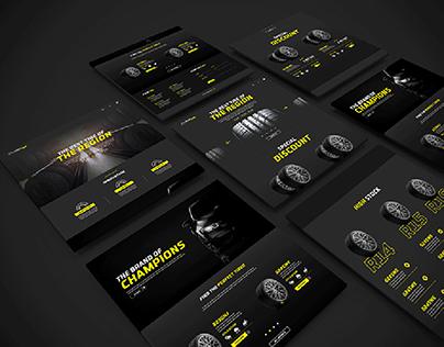 Web Design UI | Fast Tire