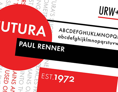 Futura Volume with 46 Styles