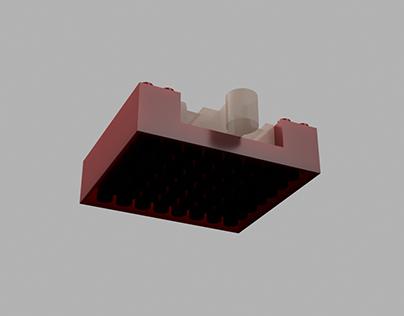 Brio LEGO Adapter