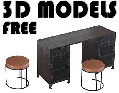 FREE 3D MODELS 2