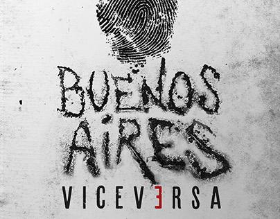 Buenos Aires Viceversa / Afiche