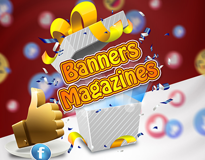 Banners & Magazines