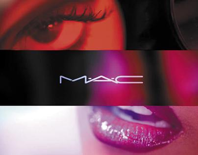 MAC COSMETICS video selects I