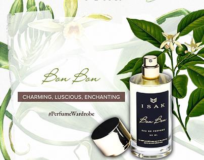 ISAK Artisanal Fragrances: Social Media Campaign