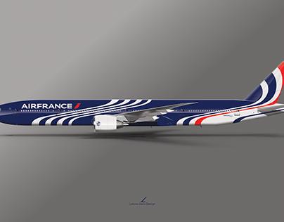 Concept livery AF
