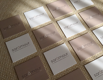 Saràmour / Logo Design & Brand Identity