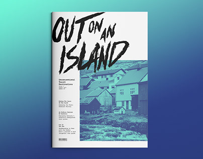 Out On An Island Magazine
