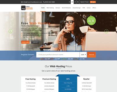 Free Virtual Servers Web Site Design