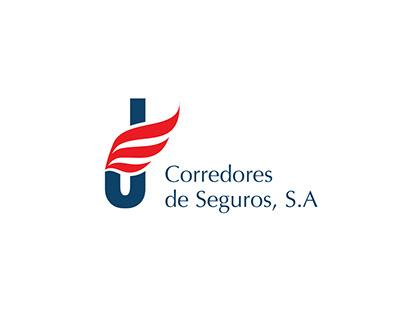 EJ Corredores de Seguros - Brand Design