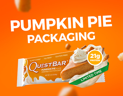 Pumpkin Pie QuestBar®