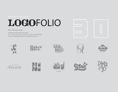 30 Selected Logos & Marks | Vol 1 | 2021