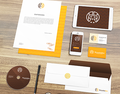 Ricardo Rez - Personal Branding/Identity