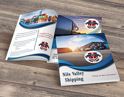 Nile Valley Shipping Brochure