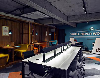 Workinton Offices Akaretler by PAD