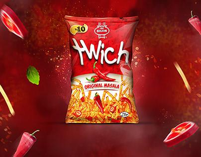 Twich New Packaging