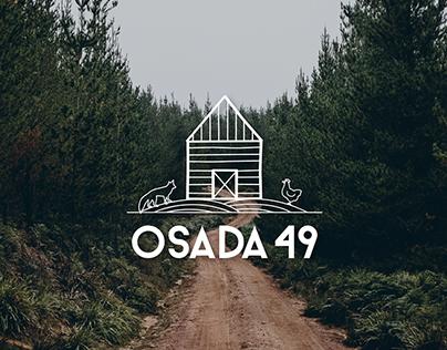Osada 49 - Brand Identity Design