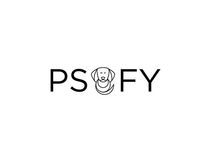 PSOFY - Logo for dog furniture manufacturer