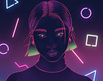 Korean Neon