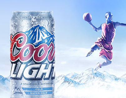 Coors Light // Cold cool with the good