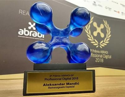 Prêmio ABRADi-SP Profissional Digital 2018
