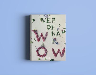 Verdena WOW // book cover