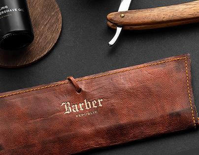 Barber Republic - Barbershop Branding
