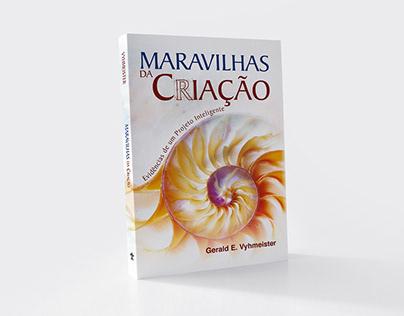Capa de livro Maravilhas da Criação